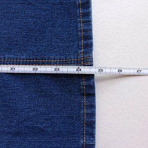 Christopher & Banks Skirts - Christopher & Banks Embroidered Denim Pencil Skirt